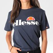 /achat-t-shirts/ellesse-tee-shirt-femme-albany-bleu-marine-154795.html