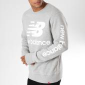 /achat-sweats-col-rond-crewneck/new-balance-sweat-crewneck-660140-60-gris-chine-blanc-154735.html
