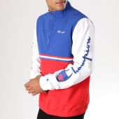 /achat-coupe-vent/champion-coupe-vent-bandes-brodees-212375-bleu-roi-blanc-rouge-155059.html