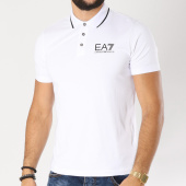 /achat-polos-manches-courtes/ea7-polo-manches-courtes-6zpf51-pj18z-blanc-155045.html