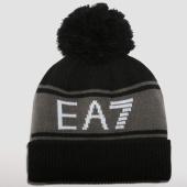 /achat-bonnets/ea7-bonnet-275813-8a306-noir-vert-kaki-155065.html