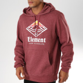 /achat-sweats-capuche/element-sweat-capuche-layer-bordeaux-chine-154907.html