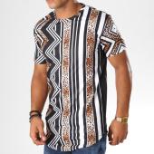 /achat-t-shirts-longs-oversize/frilivin-tee-shirt-oversize-5117e-noir-155048.html