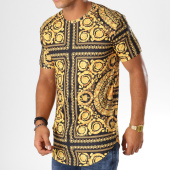 /achat-t-shirts-longs-oversize/frilivin-tee-shirt-oversize-5117l-noir-dore-renaissance-155052.html