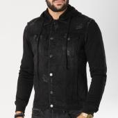/achat-vestes-jean/classic-series-veste-jean-dc2349-noir-155074.html