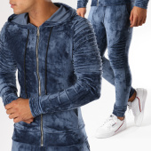 /achat-ensembles-survetement/john-h-ensemble-jogging-velours-ab39-j-bleu-marine-155131.html