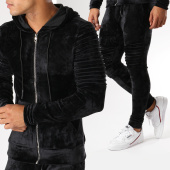 /achat-ensembles-survetement/john-h-ensemble-jogging-velours-ab39-j-noir-155148.html