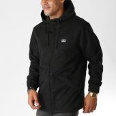 /achat-vestes/obey-veste-zippee-capuche-russet-noir-155112.html