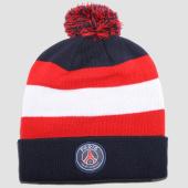 /achat-bonnets/psg-bonnet-pompon-bleu-marine-blanc-rouge-155120.html