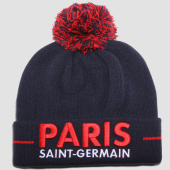 /achat-bonnets/psg-bonnet-pompon-bleu-marine-rouge-155121.html