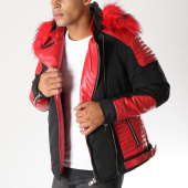 /achat-blousons/terance-kole-blouson-fourrure-79638-noir-rouge-155102.html