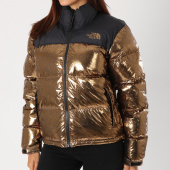 /achat-doudounes/the-north-face-doudoune-femme-1998-retro-3jqr-dore-noir-155187.html