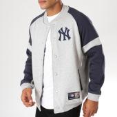 /achat-teddys/majestic-athletic-teddy-jeiter-letterman-mlb-new-york-yankees-gris-chine-bleu-marine-155233.html