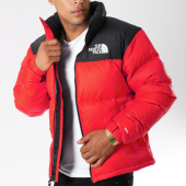 /achat-doudounes/the-north-face-doudoune-1996-nuptse-3c8d-rouge-noir-155296.html