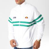 /achat-vestes/ellesse-veste-zippee-rimini-blanc-vert-155406.html
