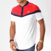 /achat-t-shirts/ellesse-tee-shirt-de-sport-perspeto-blanc-rouge-155432.html
