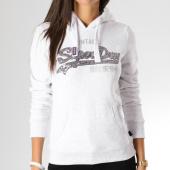 https://www.laboutiqueofficielle.com/achat-sweats-capuche/sweat-capuche-femme-shirt-shop-sequin-entry-g20405ar-gris-chine-155334.html