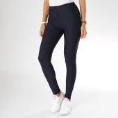 /achat-leggings/girls-only-legging-femme-raye-h287b-bleu-marine-blanc-155452.html