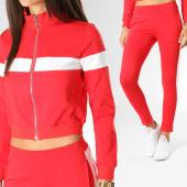 /achat-ensembles-survetement/girls-only-ensemble-de-survetement-femme-j28160-rouge-blanc-155560.html