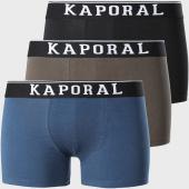 /achat-boxers/kaporal-lot-de-3-boxers-quad-noir-bleu-marine-vert-kaki-155582.html