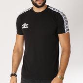 /achat-t-shirts/umbro-tee-shirt-avec-bandes-street-noir-blanc-155451.html