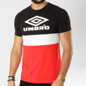 /achat-t-shirts/umbro-tee-shirt-street-noir-blanc-rouge-155453.html