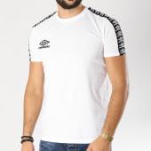 /achat-t-shirts/umbro-tee-shirt-avec-bandes-street-blanc-noir-155454.html