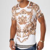 /achat-t-shirts/uniplay-tee-shirt-oversize-16345-aj909-blanc-dore-renaissance-155488.html