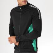 /achat-vestes/vip-clothing-veste-zippee-bandes-brodees-1807-noir-vert-blanc-155571.html
