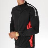 /achat-vestes/vip-clothing-veste-zippee-bandes-brodees-1807-noir-rouge-blanc-155576.html