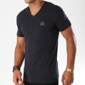/achat-t-shirts/antony-morato-tee-shirt-mmks01416-bleu-marine-155674.html