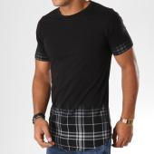 /achat-t-shirts-longs-oversize/berry-denim-tee-shirt-oversize-jak-074-noir-gris-155642.html