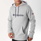 /achat-sweats-capuche/columbia-sweat-capuche-basic-logo-gris-chine-155756.html