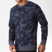 /achat-sweats-col-rond-crewneck/produkt-sweat-crewneck-gms-cam-bleu-marine-camouflage-155689.html