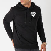 /achat-sweats-capuche/superman-sweat-capuche-back-logo-noir-155678.html