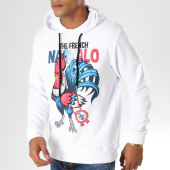 /achat-sweats-capuche/swift-guad-sweat-capuche-the-french-blanc-155787.html