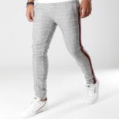/achat-pantalons-carreaux/classic-series-pantalon-carreaux-avec-bandes-p18036-ecru-noir-bleu-clair-rouge-155867.html