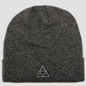 /achat-bonnets/huf-bonnet-triple-triangle-noir-gris-chine-155870.html