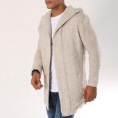 /achat-cardigans-gilets/ikao-gilet-oversize-avec-capuche-f3558-beige-155855.html