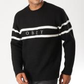 /achat-pulls/obey-pull-roebling-noir-blanc-155840.html