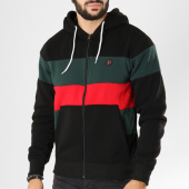 /achat-sweats-zippes-capuche/south-pole-sweat-zippe-capuche-18321-1518-noir-155821.html