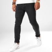/achat-jeans/aarhon-jean-slim-ww1824pt-noir-155997.html