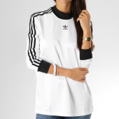 /achat-t-shirts-manches-longues/adidas-tee-shirt-manches-longues-femme-bandes-brodees-dh4246-blanc-noir-155977.html