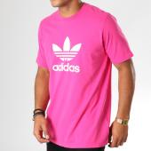 /achat-t-shirts/adidas-tee-shirt-trefoil-dh5776-rose-blanc-155979.html