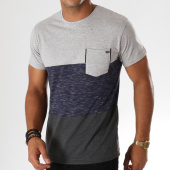 /achat-t-shirts-poche/mz72-tee-shirt-poche-tax-gris-anthracite-bleu-marine-chine-156017.html