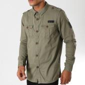 /achat-chemises-manches-longues/mz72-chemise-manches-longues-doom-vert-kaki-156029.html