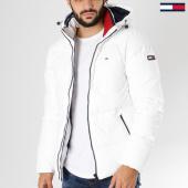 /achat-doudounes/tommy-hilfiger-jeans-doudoune-essential-down-4998-blanc-155965.html
