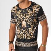 /achat-t-shirts/uniplay-tee-shirt-2301-aj904-noir-dore-renaissance-155915.html