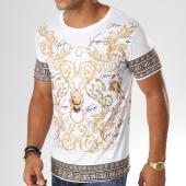 /achat-t-shirts/uniplay-tee-shirt-2301-aj904-blanc-dore-renaissance-155926.html