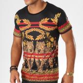 /achat-t-shirts/uniplay-tee-shirt-2301-aj907-noir-dore-renaissance-155929.html